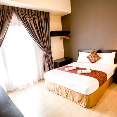 Deluxe Double Hotel Room Kulai