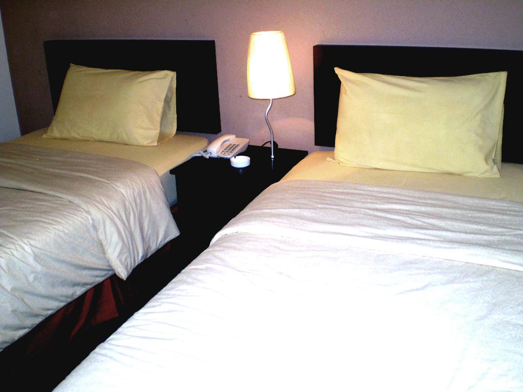 Skudai Standard Double Room