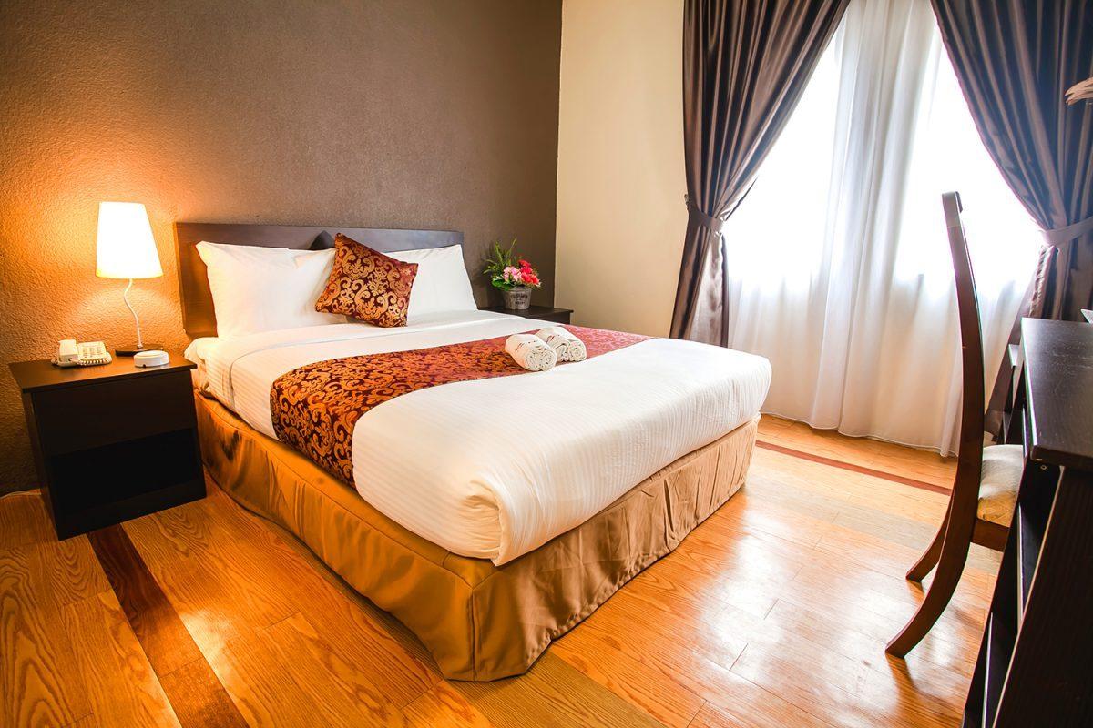 Standard Single Hotel Room