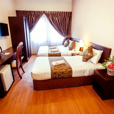 Super Family Kulai Double Room
