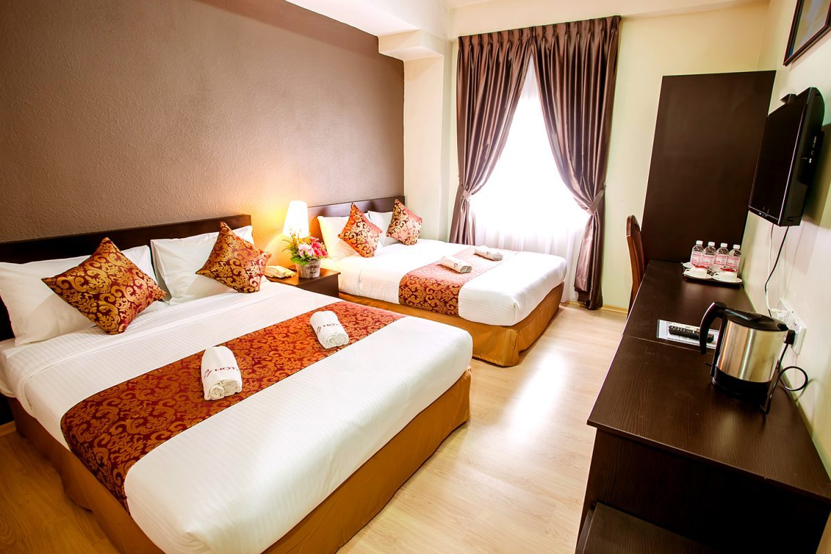Superior Double Kulai Hotel Room