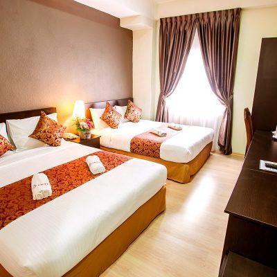 Superior Double Kulai Hotel Room